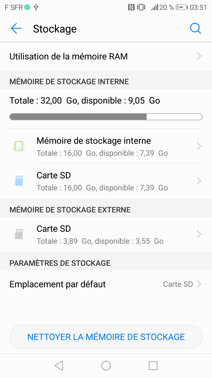 [Tutoriel] Comment formater sa carte SD en stockage interne (a faire sur PC)