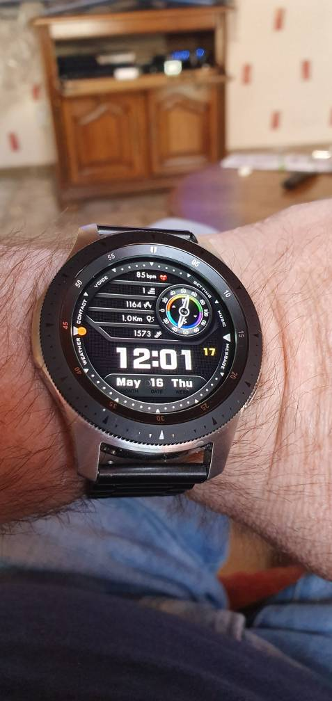 Samsung galaxy watch activ (On en parle!!!)