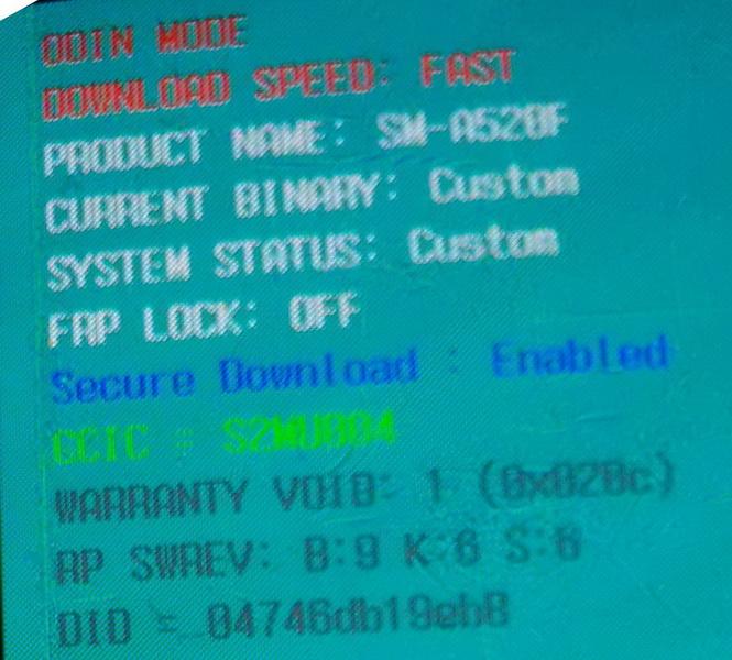 Twrp A520f Oreo