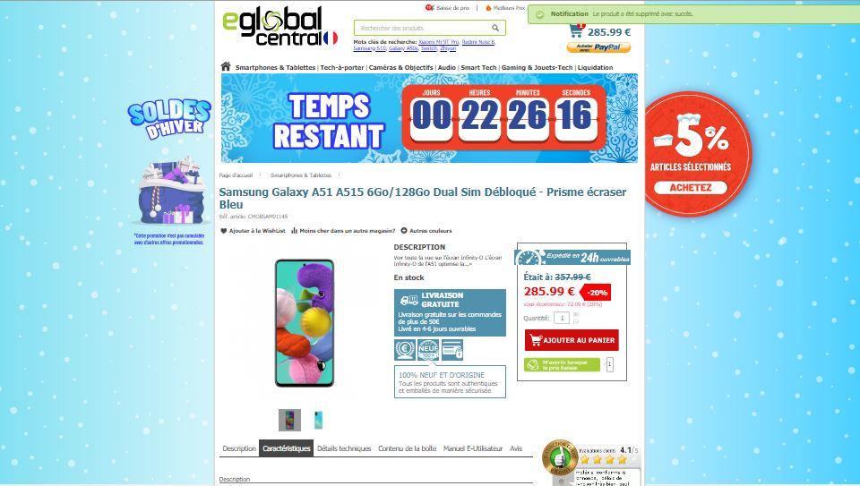 Samsung A51 A515 6Go-128Go dual sim.JPG